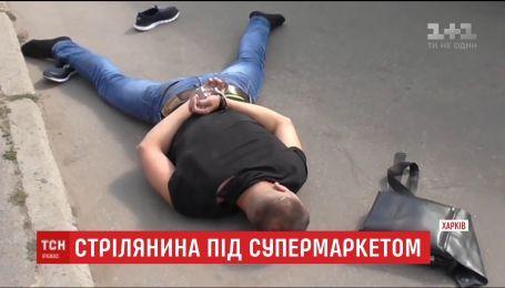 Бывших АТОшников, которых со стрельбой задерживали в Харькове, подозревают в вымогательстве денег