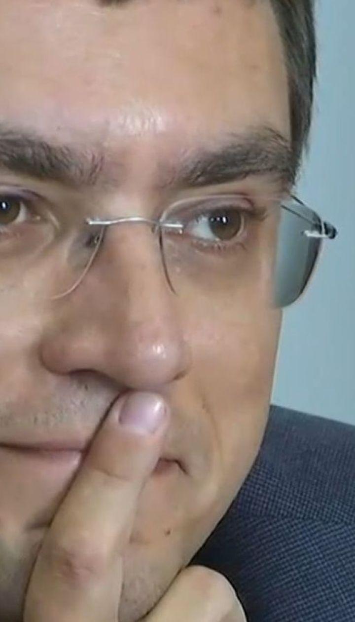Суд відпустив міністра інфраструктури Володимира Омеляна на поруки