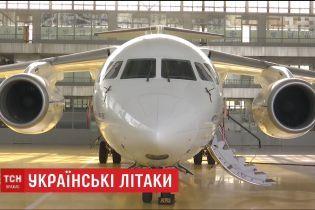 """Держпідприємство """"Антонов"""" презентувало авіаперевізникам літаки Ан-148 та Ан-158"""