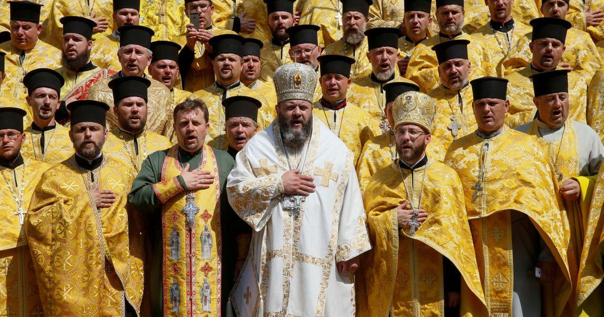 Верующие УПЦ МП вместе с РПЦ движутся к великой схизме – заявление УПЦ-КП