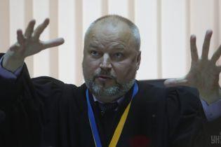 В Киеве напали на судью, который ведет дело об убийствах майдановцев