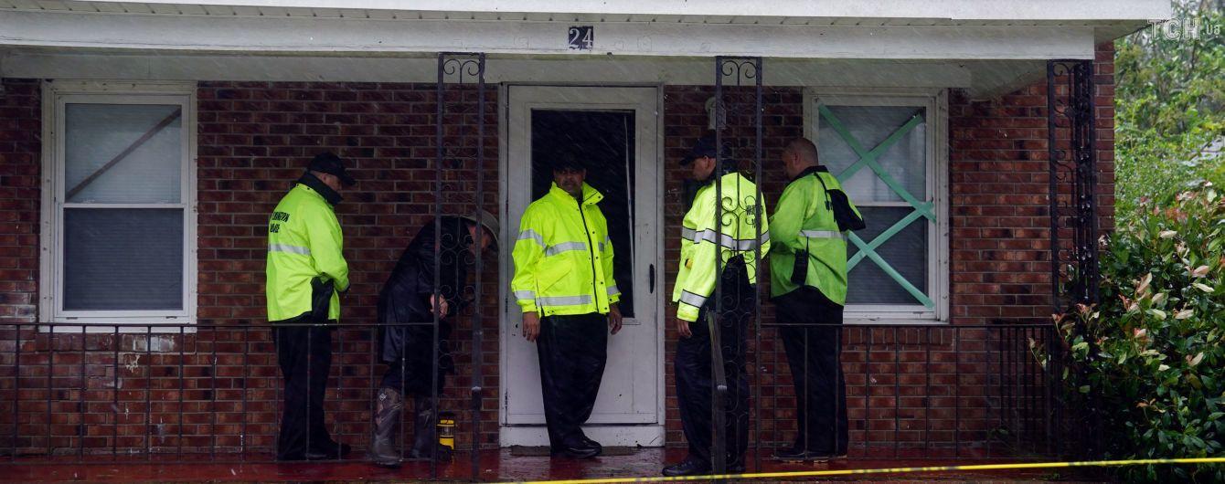 """Четыре человека стали жертвами урагана """"Флоренс"""" в США"""