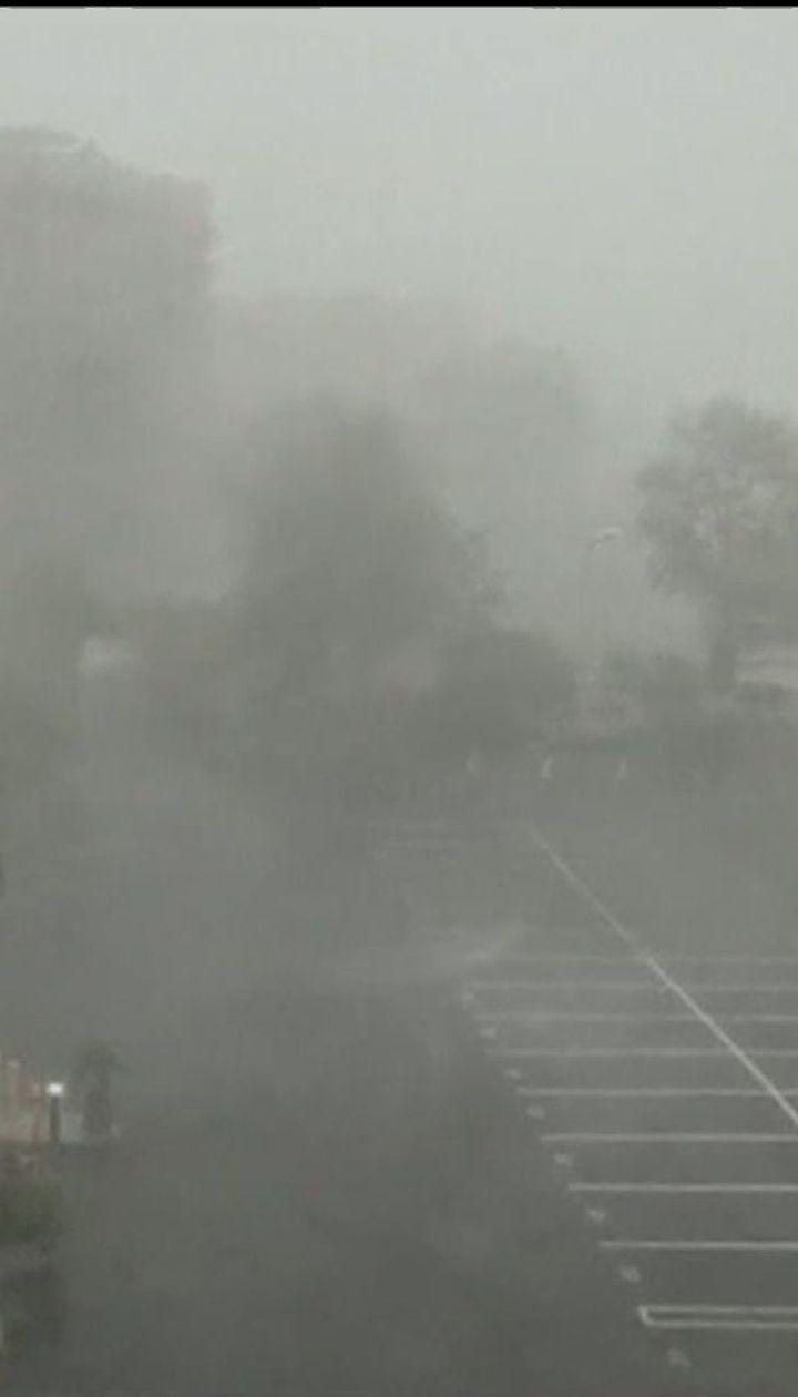 """В епіцентрі шторму: як рятуються від """"Флоренс"""" жителі Північної Кароліни"""