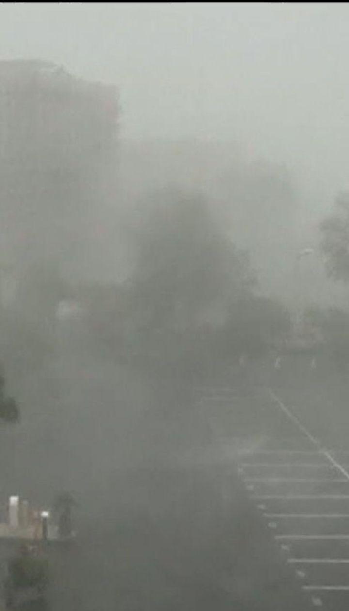 """В эпицентре шторма: как спасаются от """"Флоренс"""" жители Северной Каролины"""