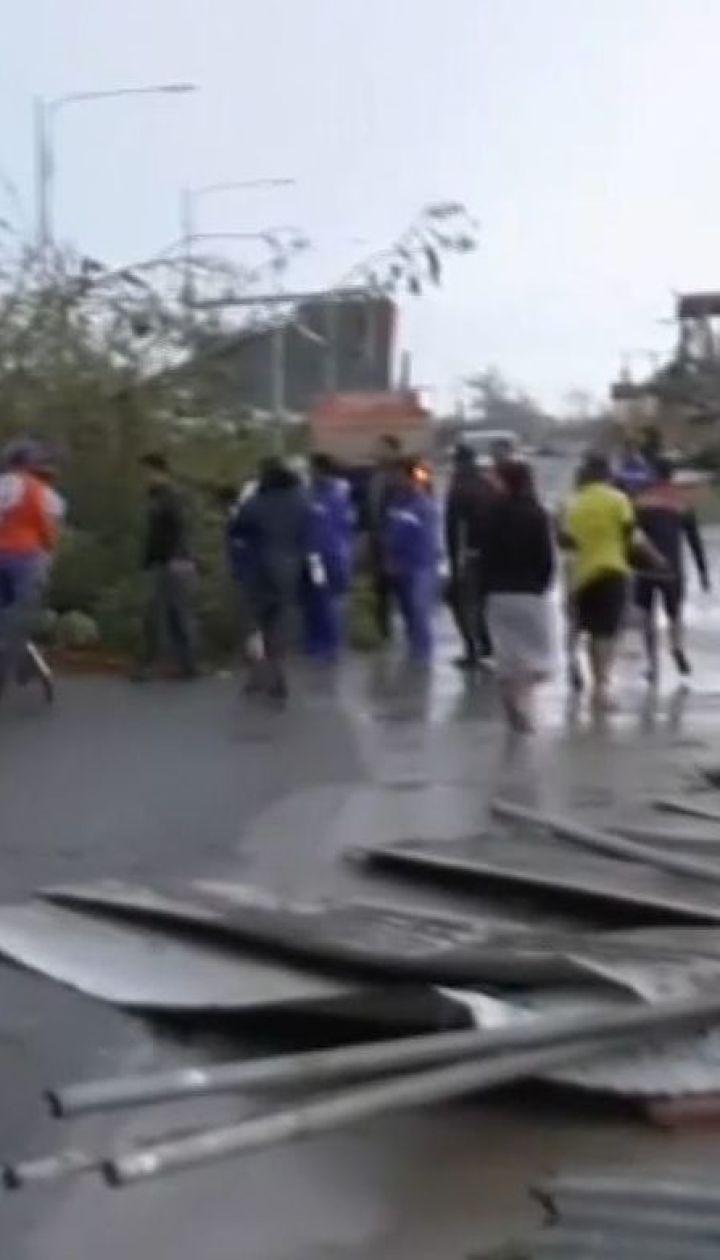 """На Филиппинах пронесся сверхмощный ураган """"Мангхут"""". Есть погибшие и пропавшие без вести"""