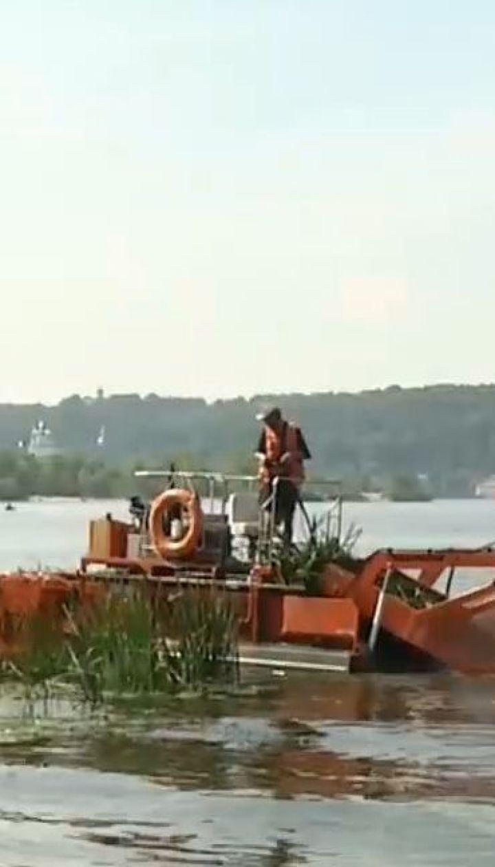 Река Днепр с каждым годом превращается в сточную канаву - экологи