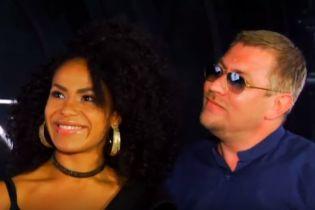 Гайтана вперше офіційно представила свого чоловіка громадськості
