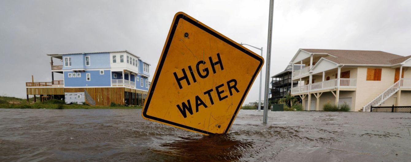 """В США возросло колличество погибших в результате урагана """"Флоренс"""""""