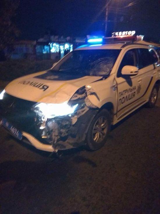 У прокураторі Чернівців прокоментували смертельне ДТП з патрульним автомобілем