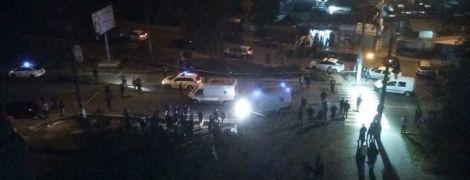 Прокуратура оприлюднила відео моменту смертельної ДТП з патрульним автомобілем у Чернівцях