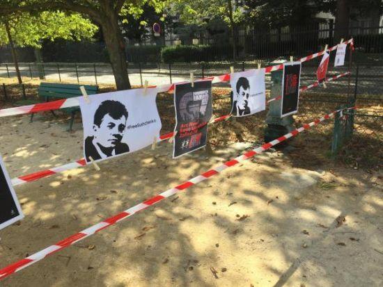 Французькі режисери оголосили голодування на підтримку Сенцова