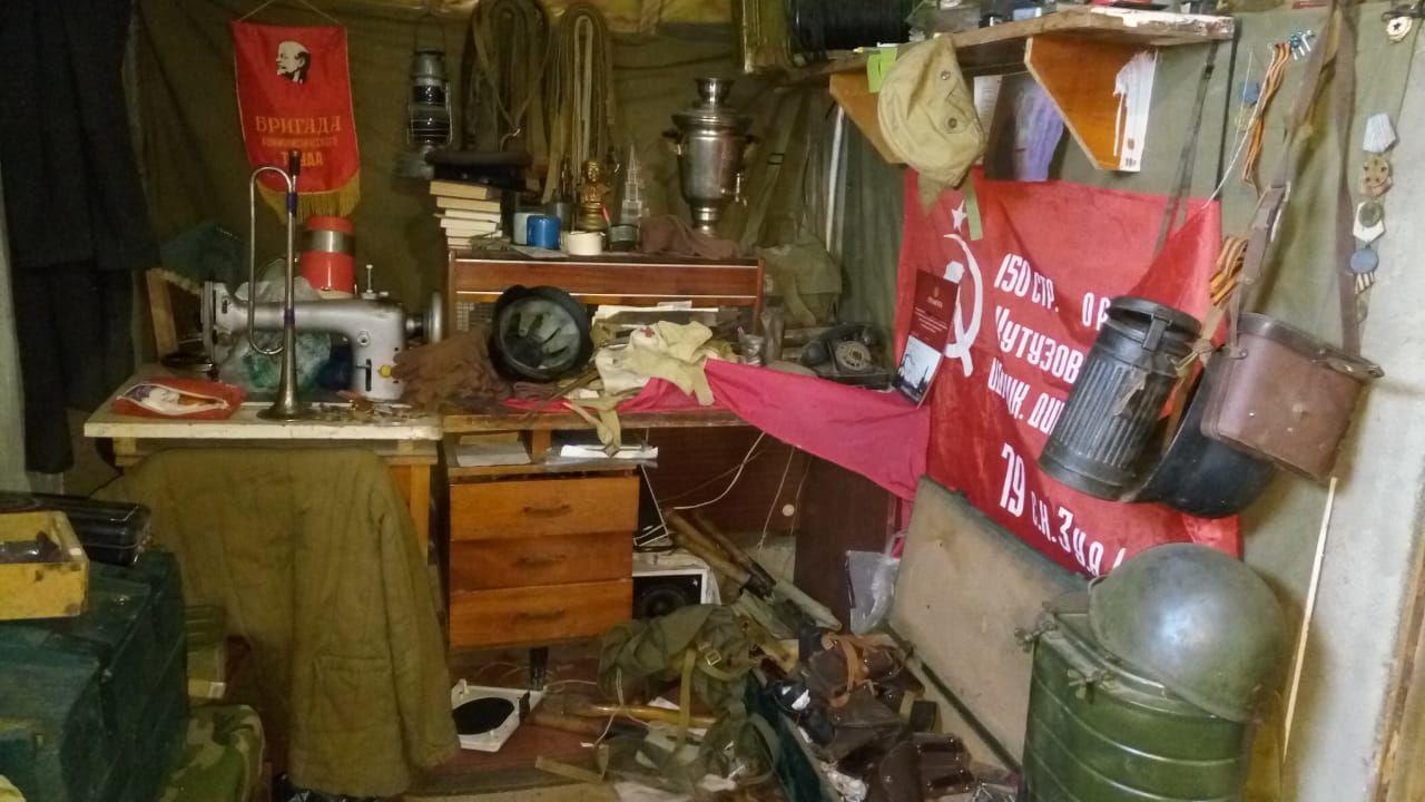 На Одещині виявили арсенал зброї