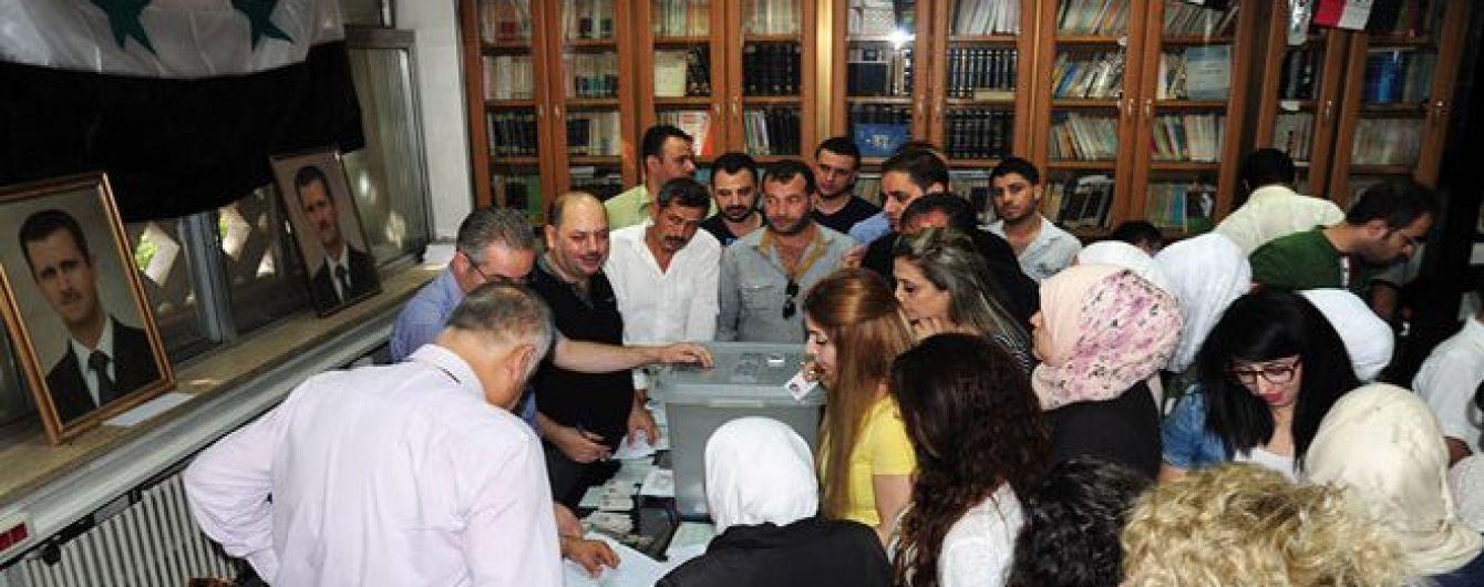 В Сирии впервые за семь лет провели местные выборы