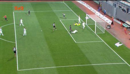 Зоря – Динамо – 1:0. Відео голу Громова
