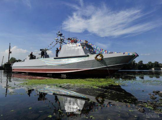 Украина усиливает свое военное присутствие в Азовском море, перебрасывая технику по суше
