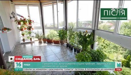 Наталья Подлесная помогла украсить балкон ягодами – Турнир балконов