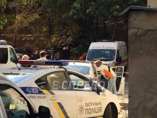 У Києві безхатько знайшов тіло новонародженої дитини