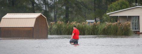 """У США назвали вартість збитків від урагану """"Флоренс"""""""