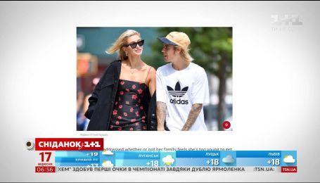 Джастін Бібер і топ-модель Гейлі Болдвін не укладатимуть шлюбний контракт