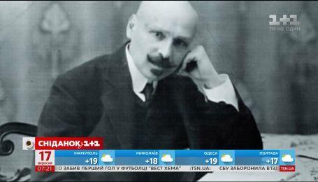 """152 роки тому народився автор """"Тіней забутих предків"""" - Михайло Коцюбинський"""