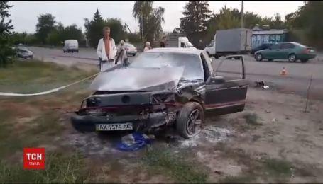 В Харькове выбрали меру пресечения водителю, который пьяным сбил женщину