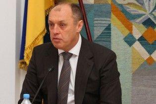 Прокуратура оголосила підозру екс-меру Полтави