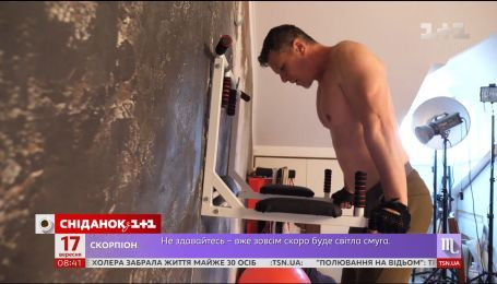 Історія В'ячеслава Крика, який у 48 років схуднув на понад 30 кілограмів
