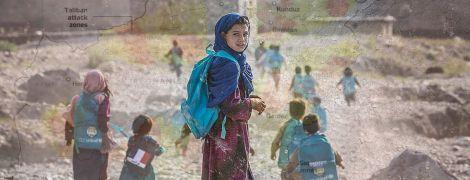Война за мир в Афганистане