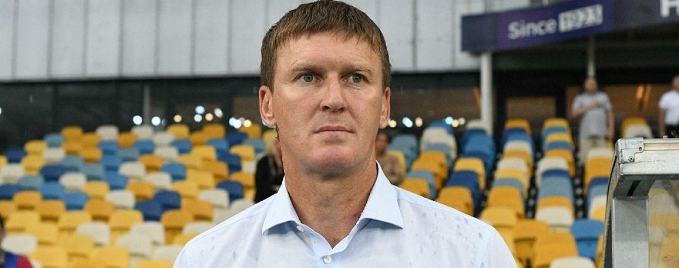 """Тренер """"Ворсклы"""" пообещал бороться со """"Спортингом"""": им будет непросто"""