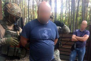 На Киевщине ликвидировали банду бывших спортсменов и уголовников, которые занимались рэкетом