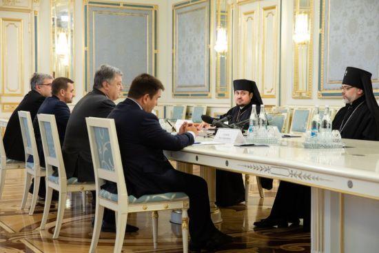 Українська православна церкваперебуває на фініші до створення автокефалії — екзархи Варфоломія