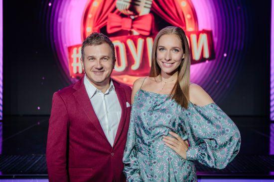 Юрій Горбунов розповів, як пародіює свою дружину вдома