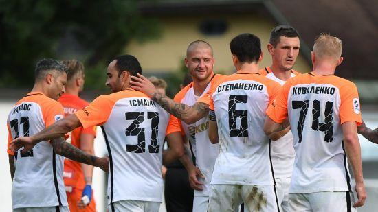 Стало відомо, хто обслужить матчі українських клубів у Єврокубках