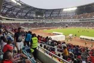 Матч африканской Лиги чемпионов завершился ужасной трагедией