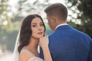 """Экс-""""ВИА Гра"""" Анастасия Кожевникова показала трогательные свадебные фото"""