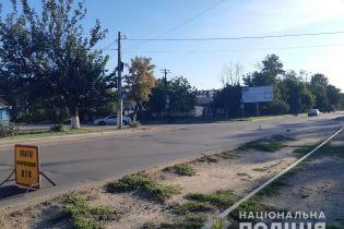 У Миколаєві водій збив дитину на пішохідному переході та втік
