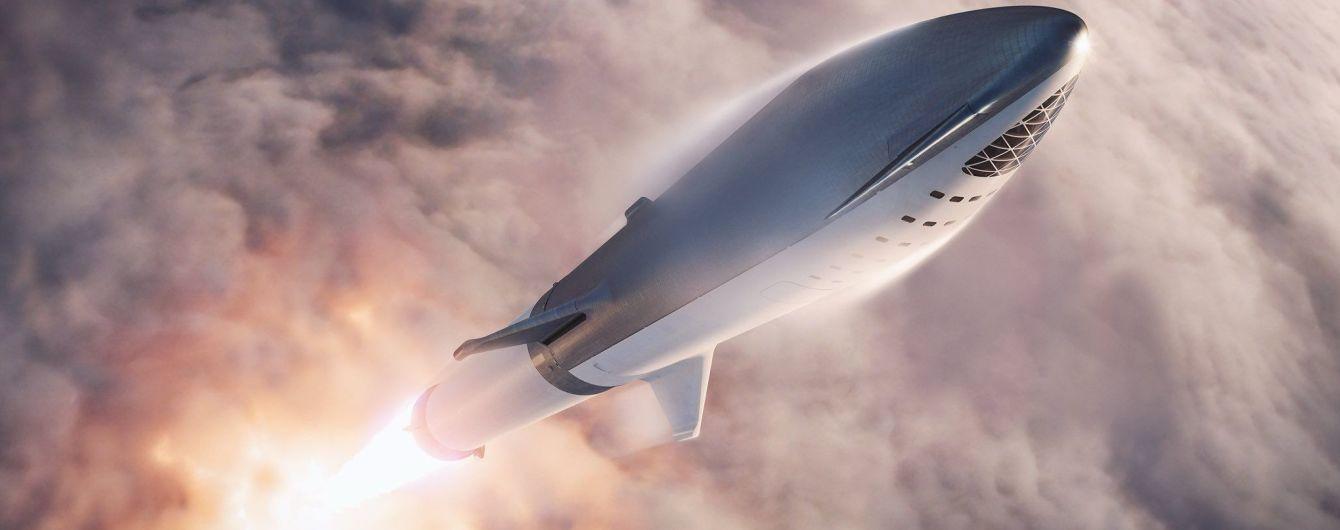 Маск решил переименовать свою знаменитую ракету, которую планирует запустить к Марсу