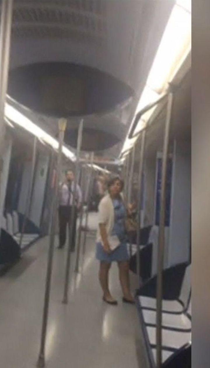 В Мадриде в одном из вагонов метро взорвался ноутбук