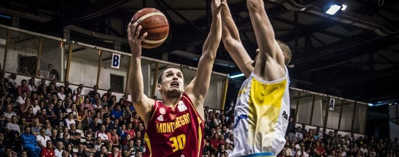 05460fac Збірна України з баскетболу поступилася Чорногорії у відборі на ЧС-2019