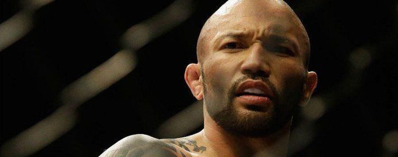 Зірковий боєць UFC помер у віці 41 року
