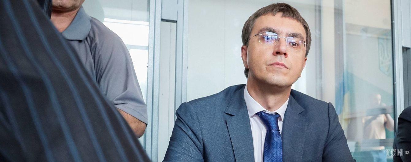 """Омелян сравнил дело против него с """"борьбой с бабками в подземных переходах"""""""