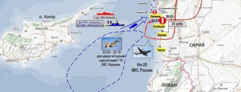 Асад выразил соболезнования всвязи сгибелью Ил-20 и обвинил Израиль в заносчивости и высокомерии