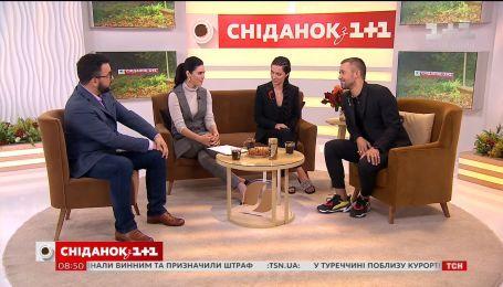Сергій та Сніжана Бабкіни розповіли про свій перший досвід в ролі ведучих