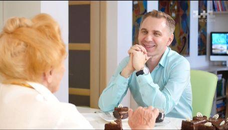 Олександр Авраменко зустрівся з колегою та другом – Надією Матвієнко