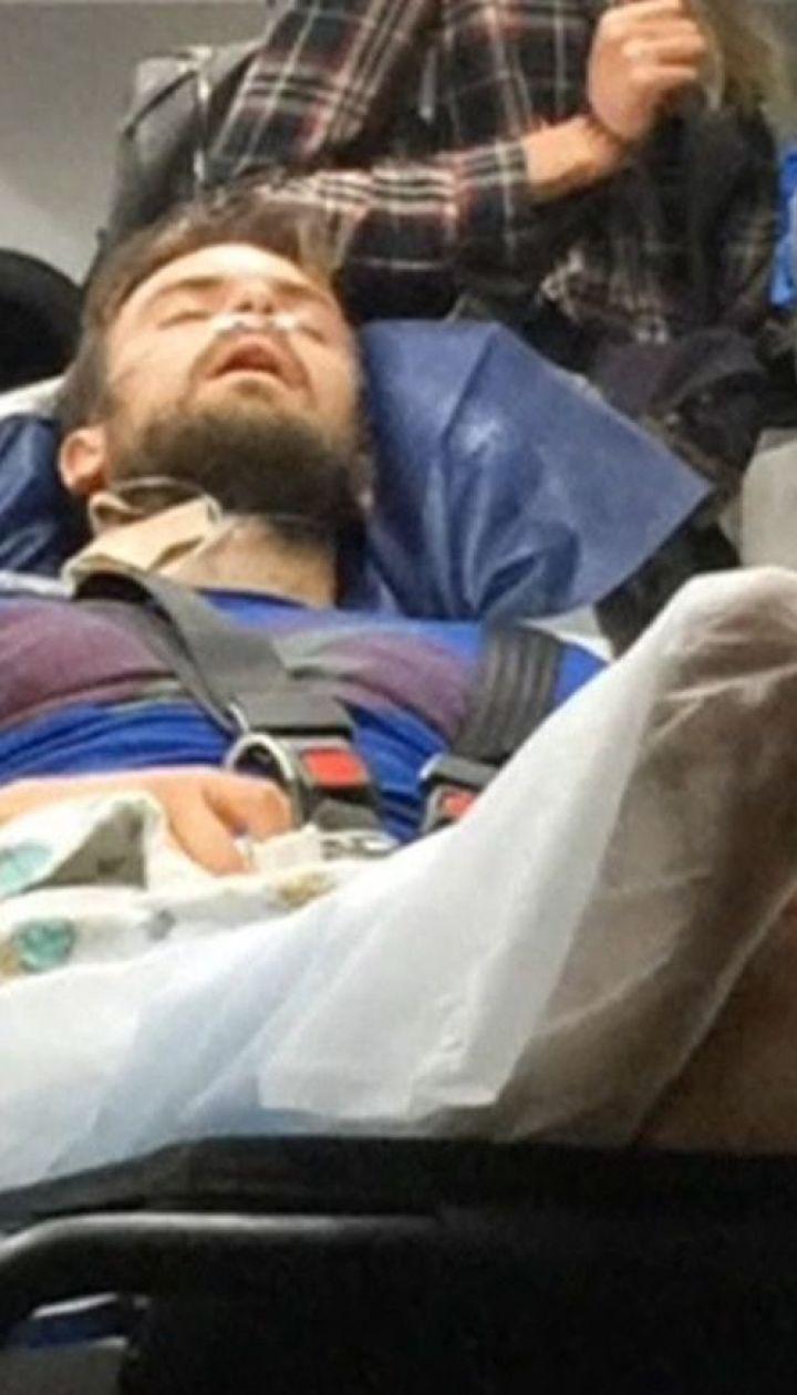 Немецкие врачи заявили - активист российскй панк-группы Pussy Riot Петр Верзилов был отравлен
