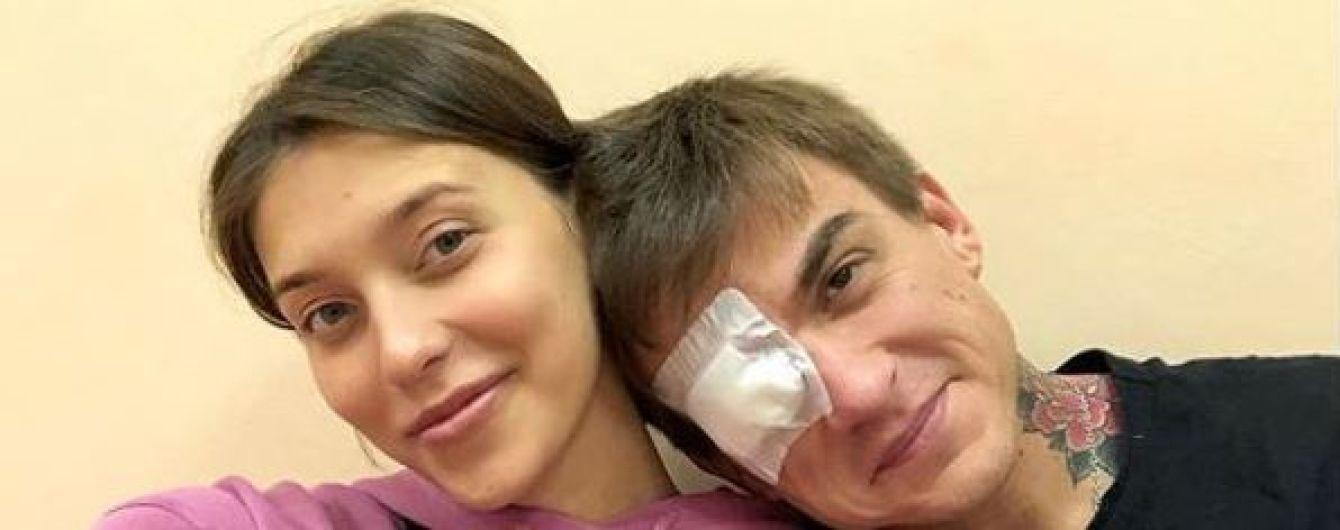 Влад Топалов повредил глаз, защищая беременную Тодоренко