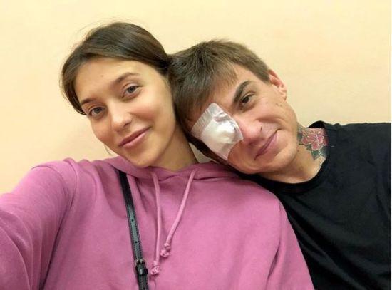 Влад Топалов пошкодив око, захищаючи вагітну Тодоренко