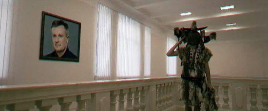 Наливайченко розповів про роботу спецслужб з екстрасенсами, СБУ відповіла йому роликом з шаманом