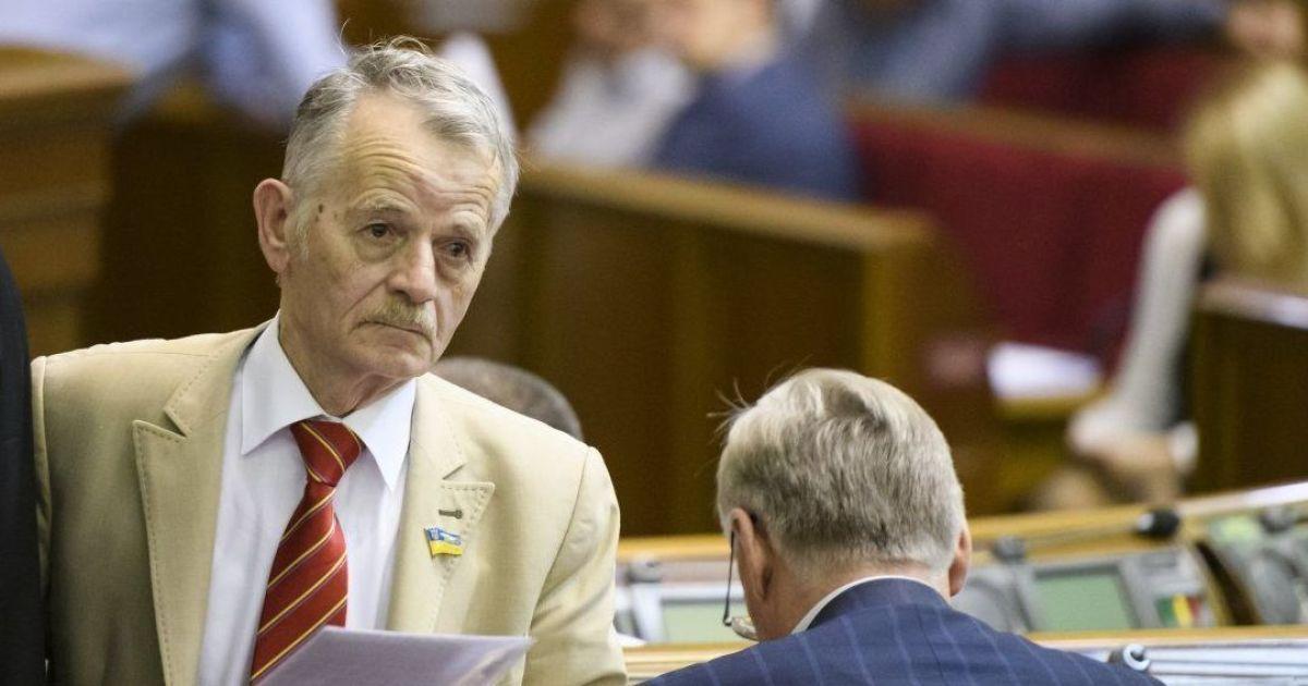 """Джемилев заявил, что до аннексии УПЦ КП была в Крыму изгоем и """"еретиком"""""""