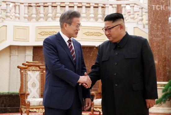 КНДР і Південна Корея планують підписати кілька документів на саміті